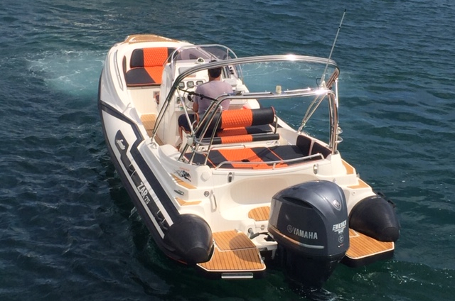ZAR Formenti 75 Plus 2015 - Rent a Boat Angelino Tribunj